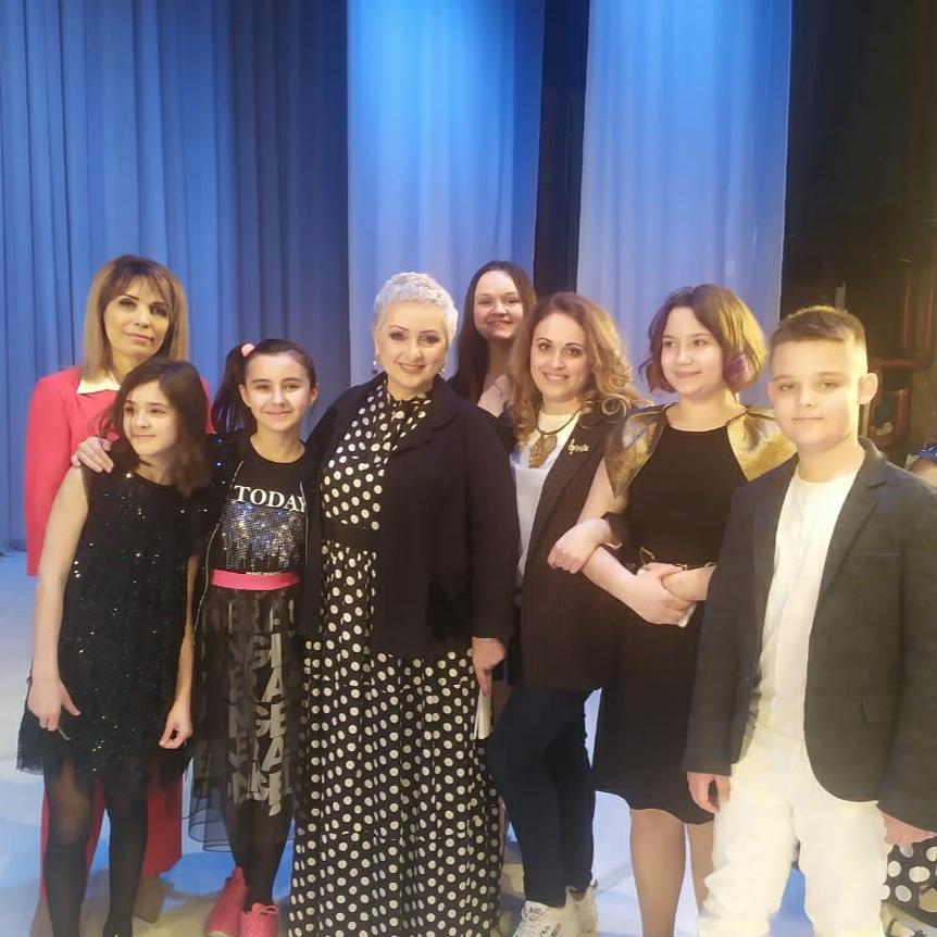 «Золотые голоса» принесли победу новочеркасским вокалистам