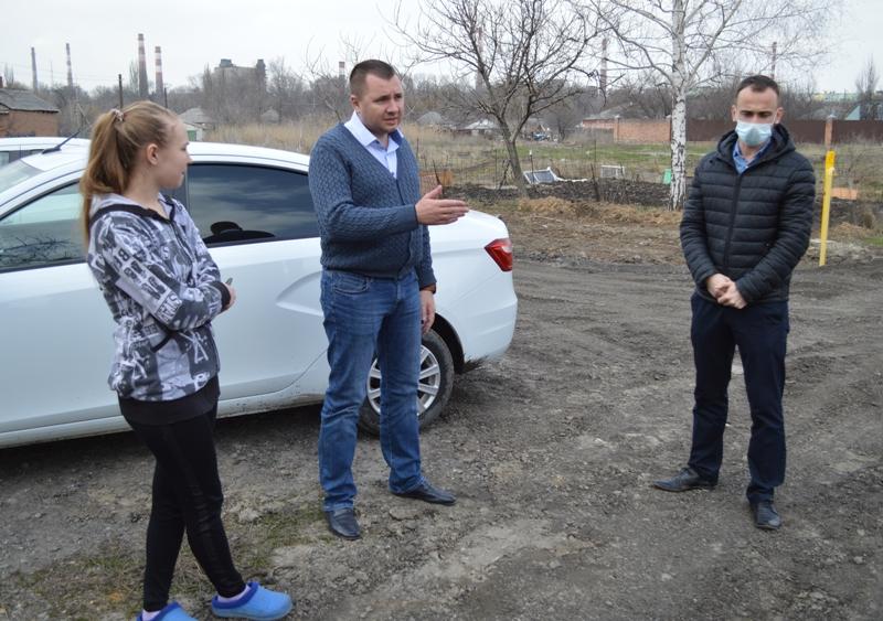 Ремонт газоснабжения в Новоселовке обернулся для новочеркассцев проблемами