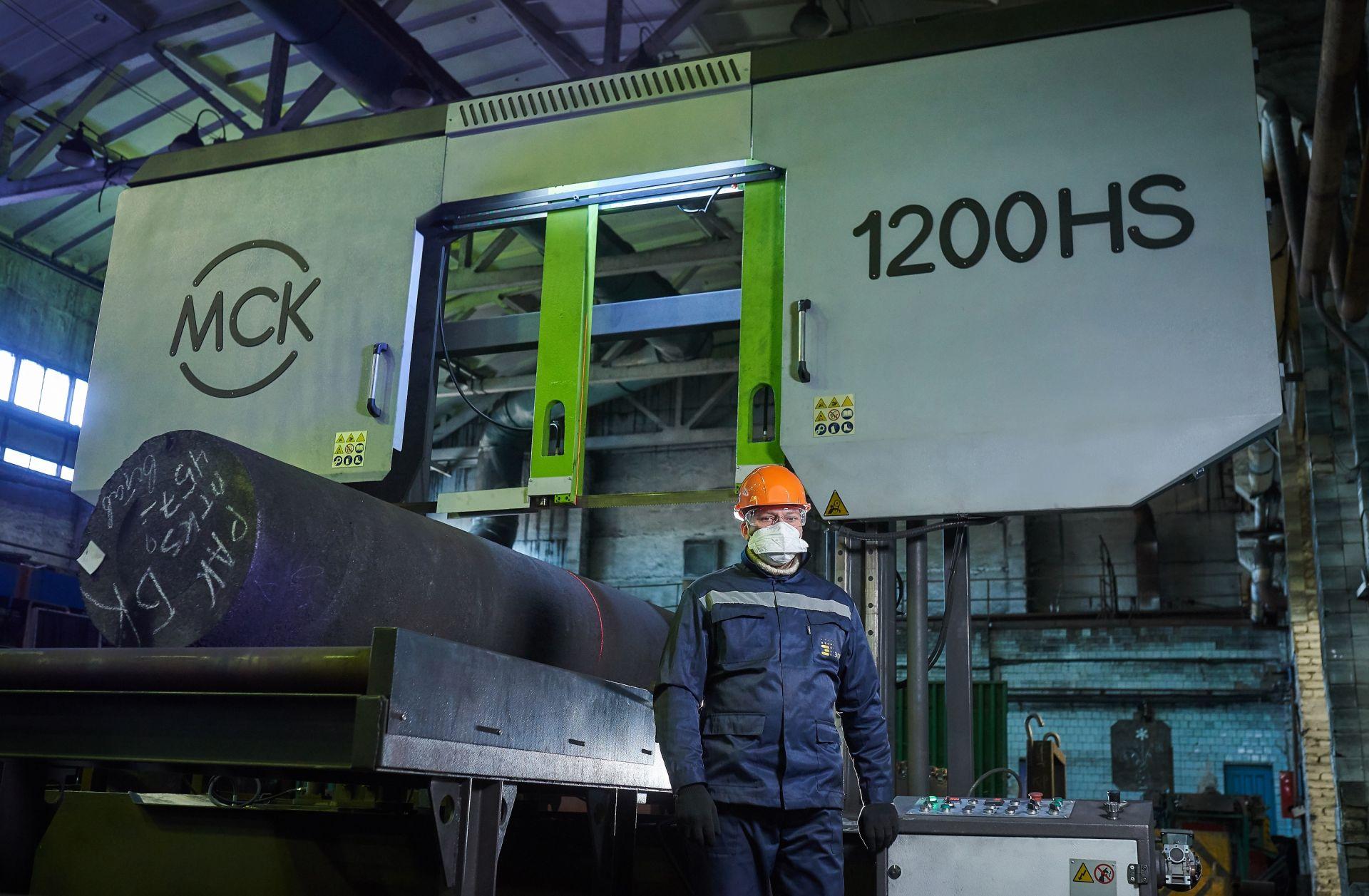 На новочерскасской площадке «Донкарб Графит» стартовала модернизация участка мехобработки