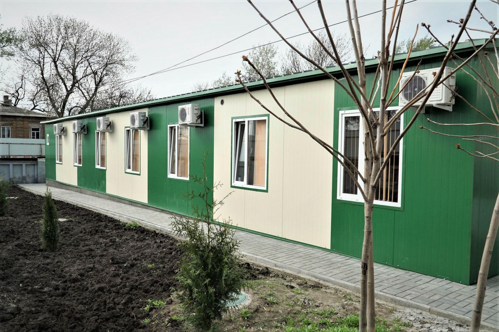 В Новочеркасске открылось новое диспансерное отделение наркологической службы