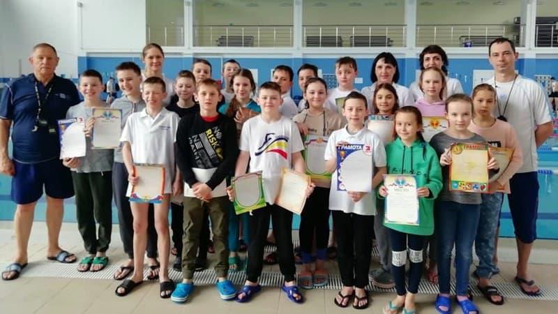 Пловцы из Новочеркасска выиграли домашнее юношеское первенство
