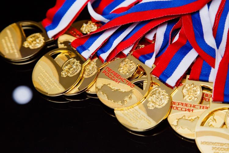 Новочеркасские каратисты завоевали 14 медалей на турнире в Таганроге