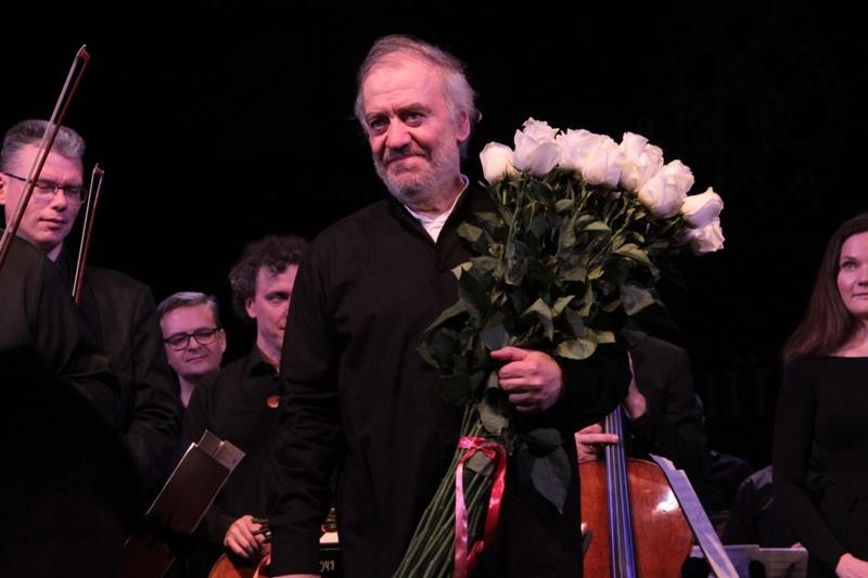 Оркестр Мариинского театра дал концерт в Новочеркасске