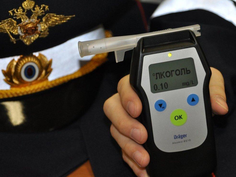 Новочеркасская полиция инициировала проверку водителей на алкоголь