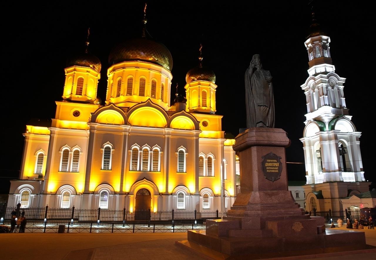 Губернатор Ростовской области поздравил православных Дона с Пасхой