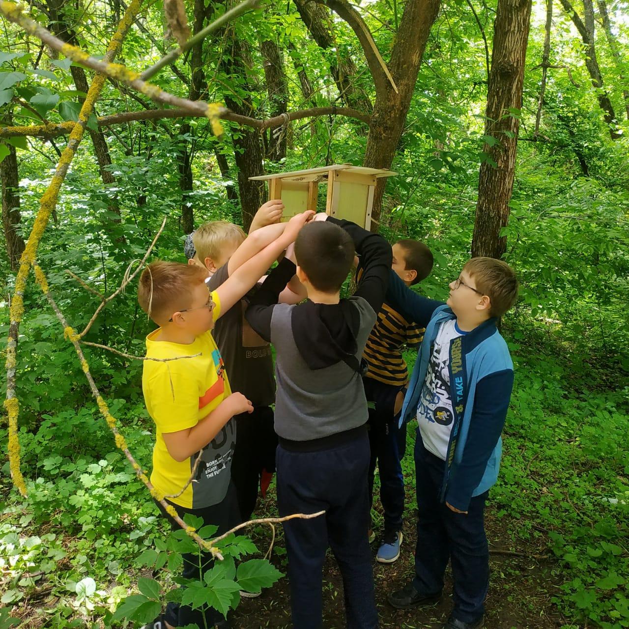 В Новочеркасске День эколога отметили «Эко-Вертушкой»