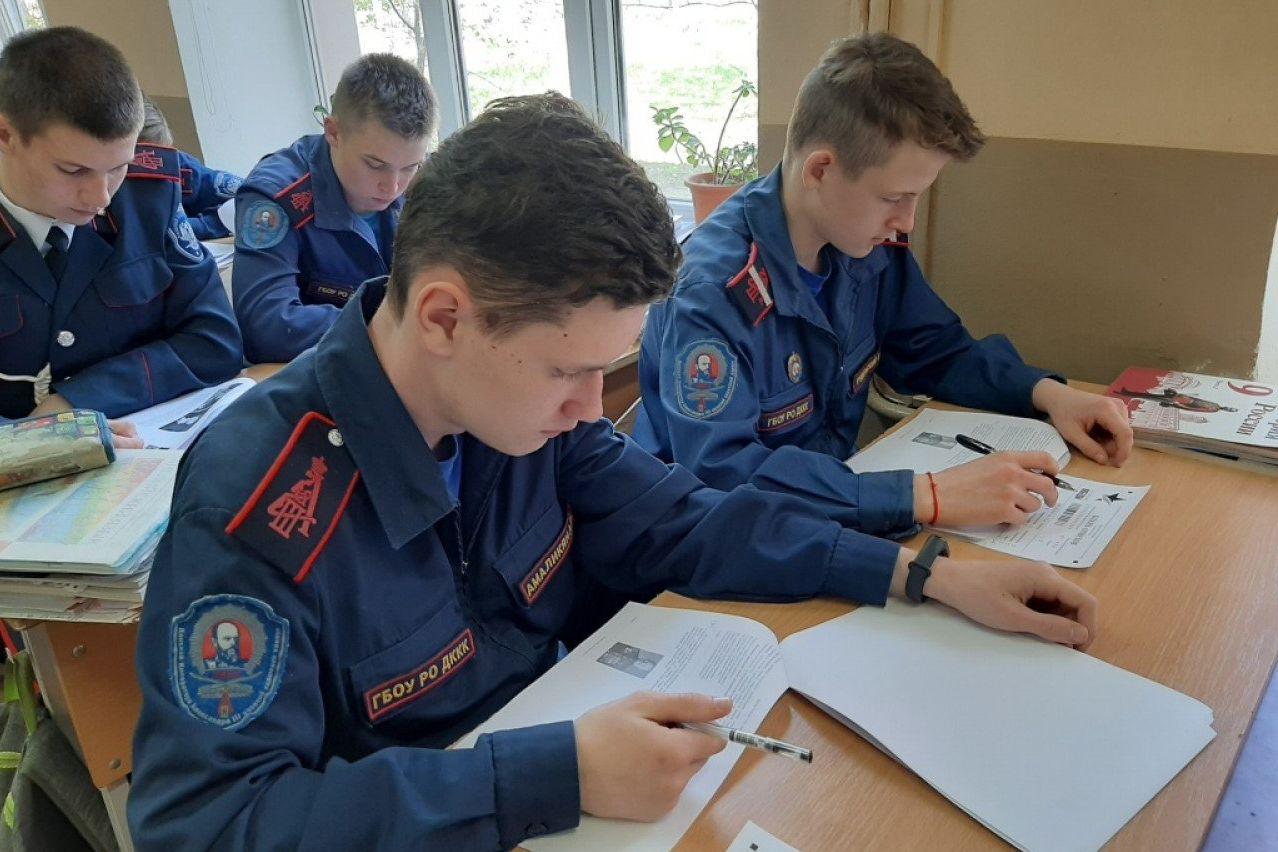 Донской императора Александра III казачий кадетский корпус готовится к реконструкции