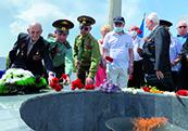 В Новочеркасске отмечается День памяти и скорби