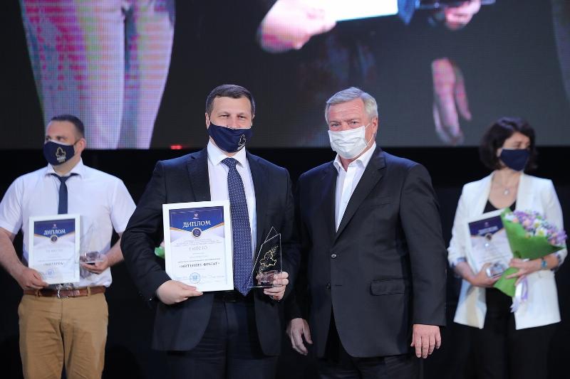 Новочеркасские предприниматели стали победителями премии «Бизнес Дона»
