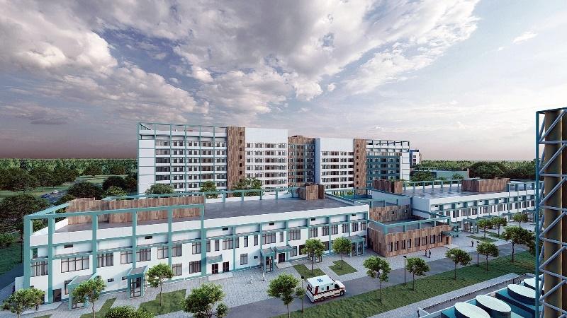 Стоимость строительства новой БСМП в Новочеркасске превысит 20 млрд рублей