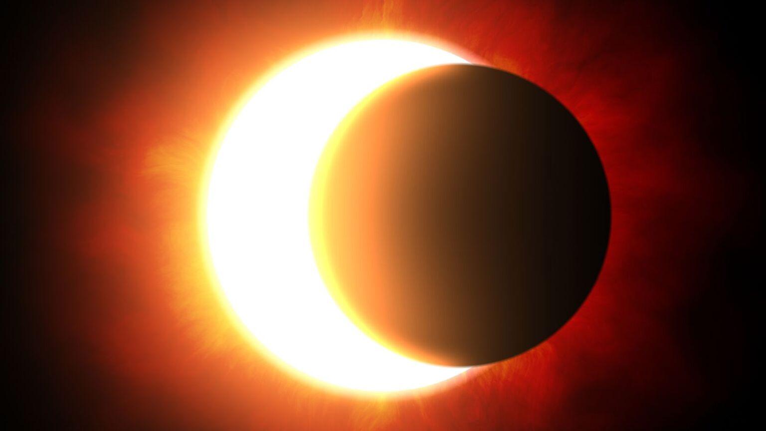 Новочеркасцы могут увидеть солнечное затмение
