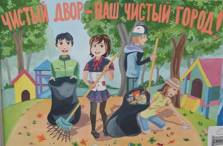 В Новочеркасске наградили юных участников донского пленэра