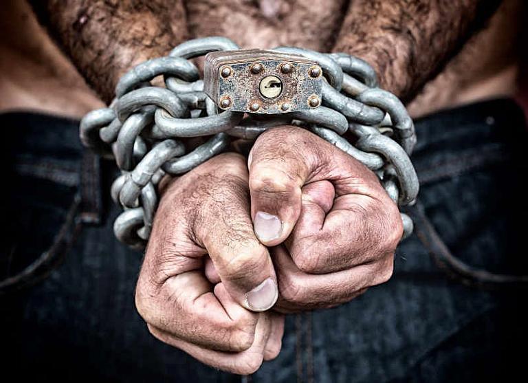 Пойман главарь банды, использовавший рабский труд
