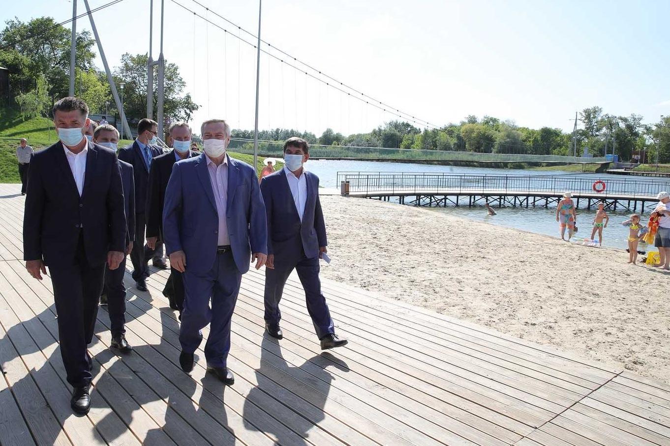 «Комплексное развитие сельских территорий» на Дону потребовало около 1 млрд рублей