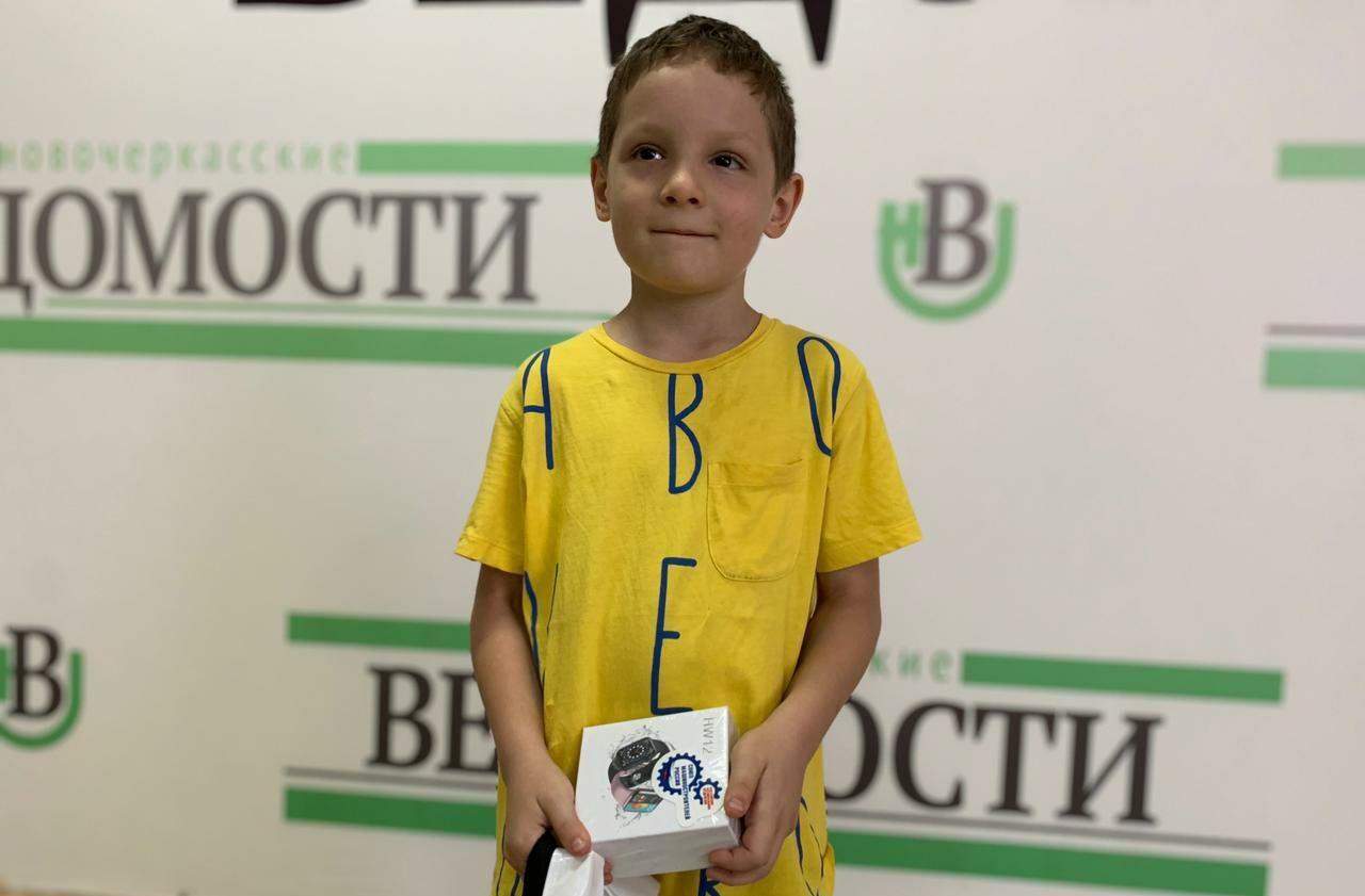 Донские машиностроители поздравили с очередной победой шахматиста из Новочеркасска