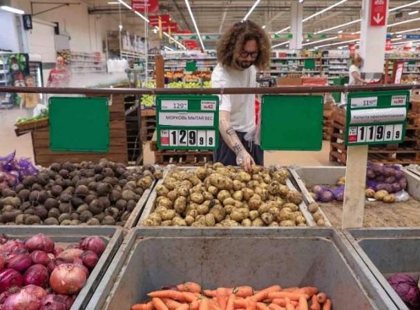 Ростовская область – в лидерах по росту цен на продукты
