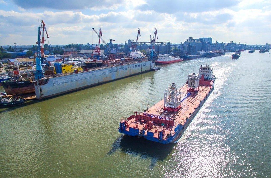 По объемам внешней торговли и экспорта Ростовская область заняла первое место на юге России