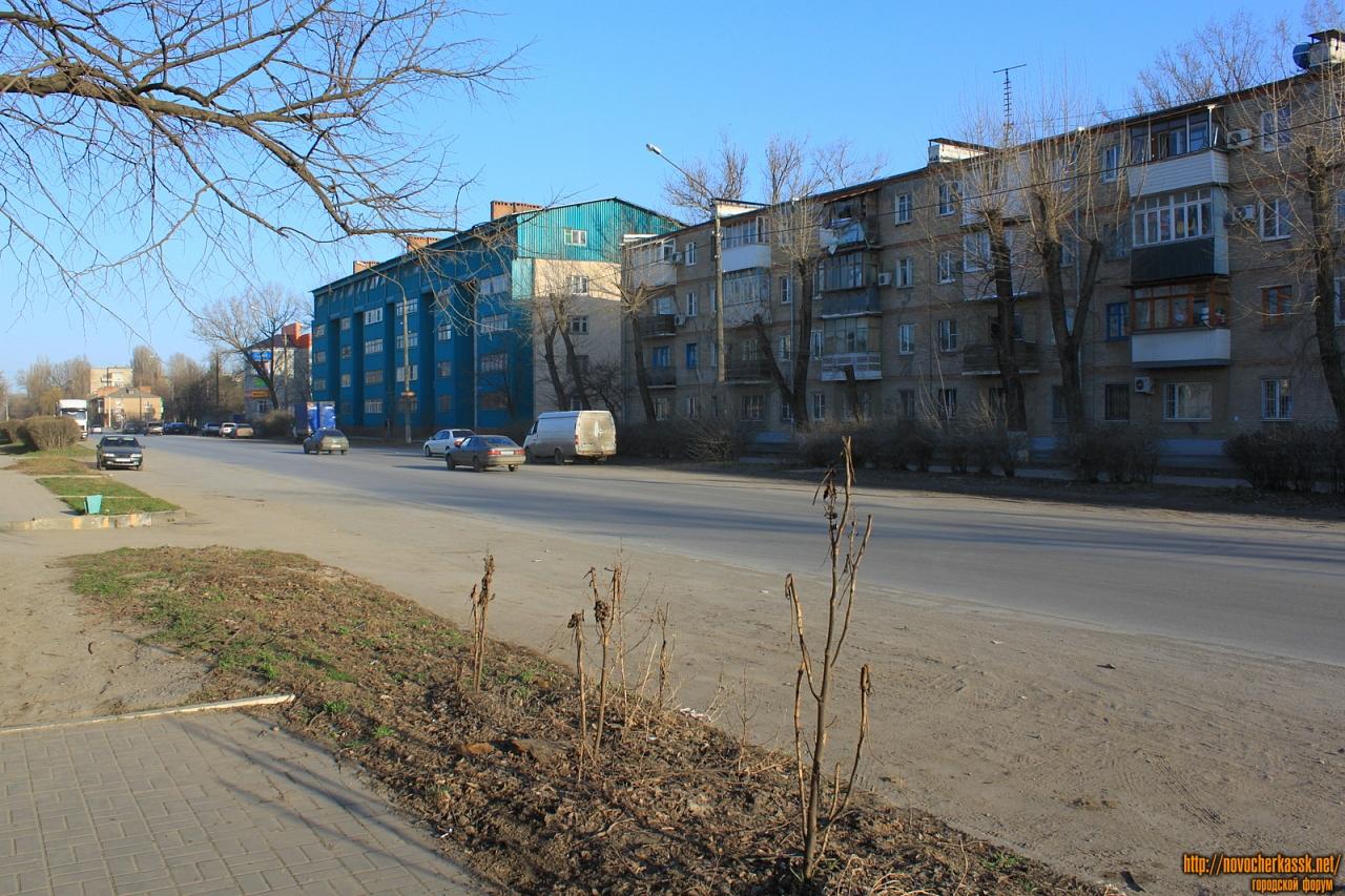 Сроки окончания ремонта улицы Буденновская в Новочеркасске сдвинуты на три недели