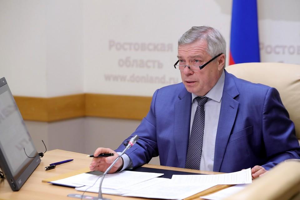 Василий Голубев: «Такой смертности от ковида в регионе не было даже в прошлом году»