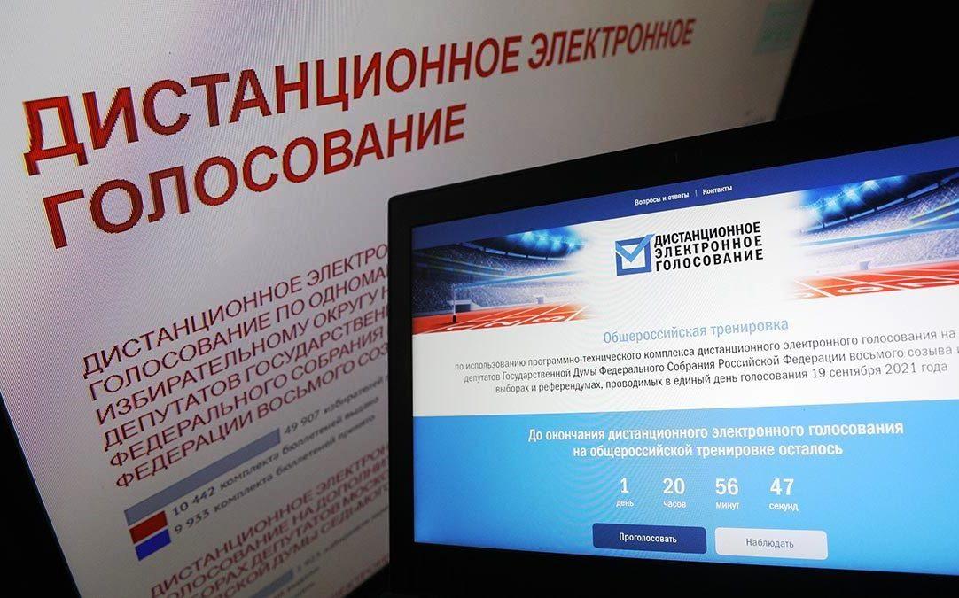 Ростовская область в лидерах по дистанционному голосованию на выборах. Подано 290 тыс заявлений