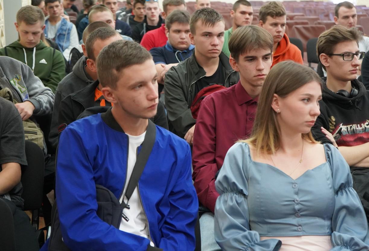 Дорога в профессию. В «Новочеркасском машиностроительном колледже» проходят профориентационные мероприятия