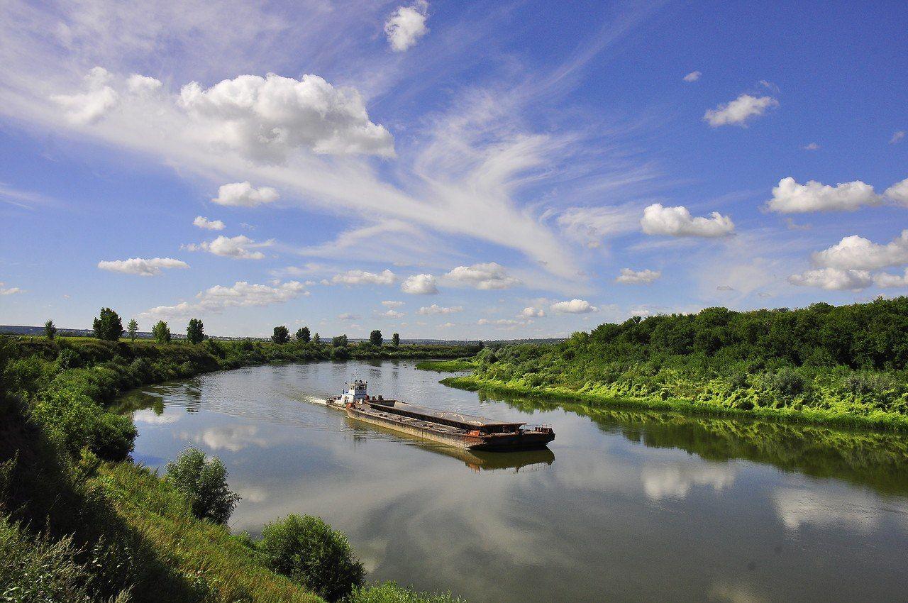По вредным выбросам Дон не самая грязная река РФ. Лидеры – Обь, Волга и Амур
