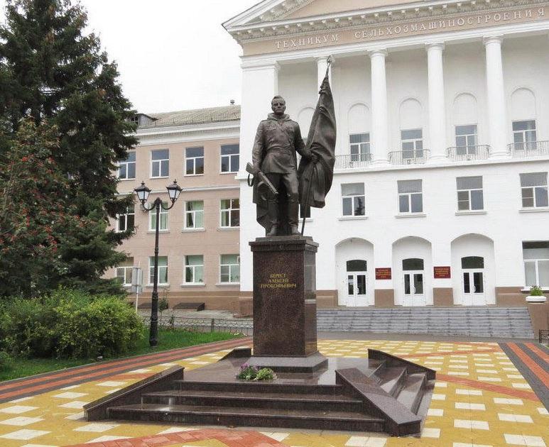 Губернатор внес предложение учредить медаль Алексея Береста