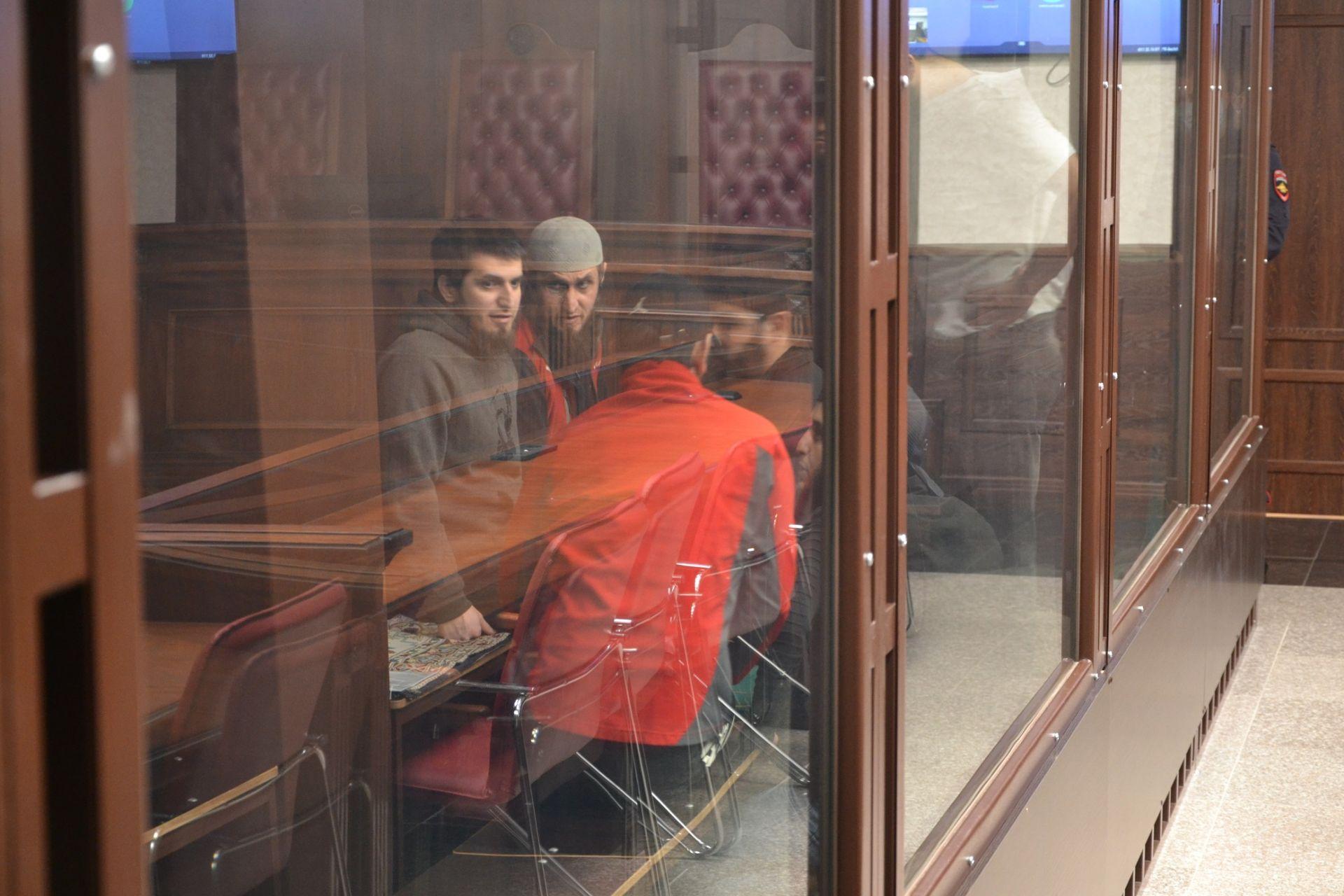 Семеро участников террористического формирования получили в Ростове-на-Дону от 7 до 20 лет колонии