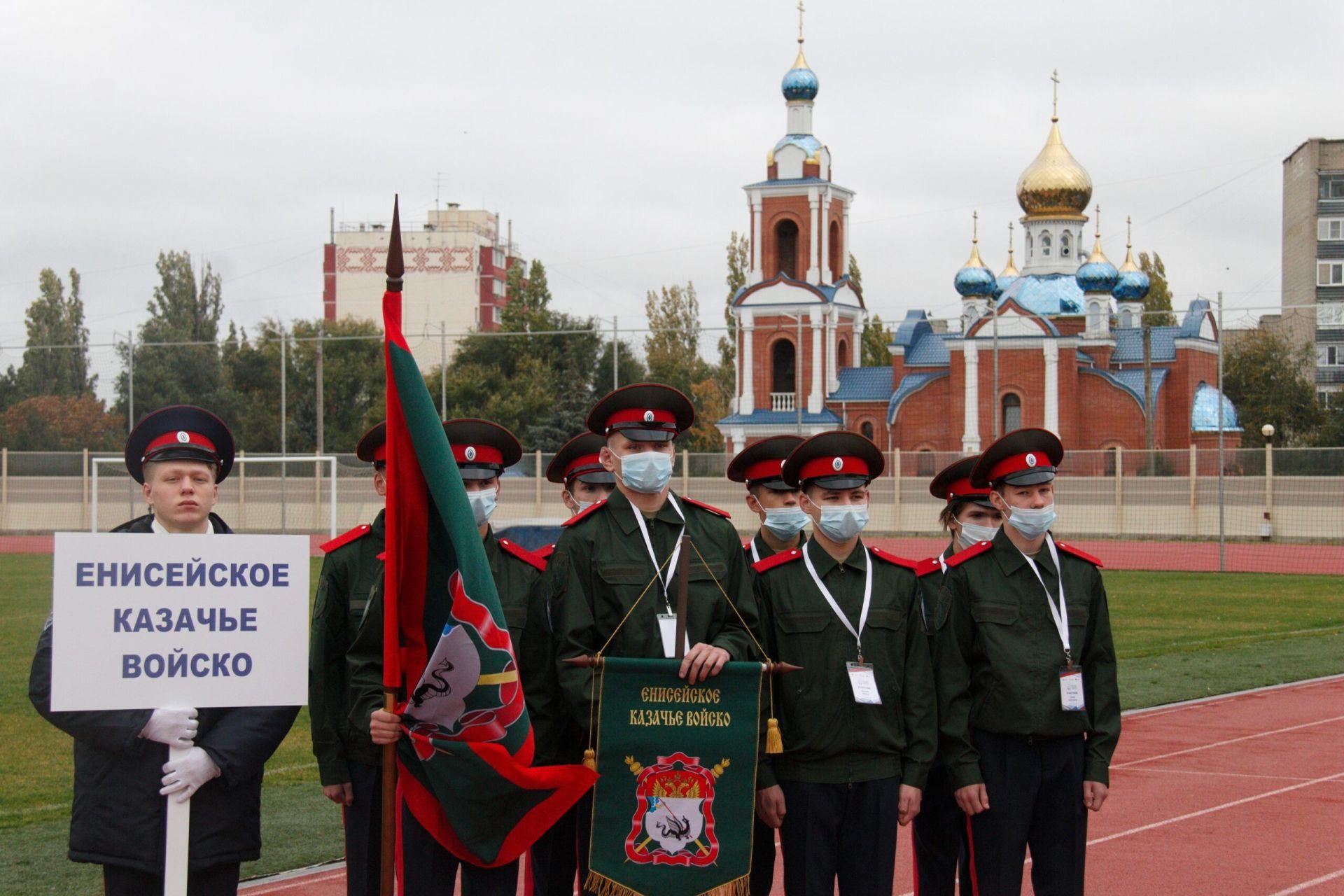 Ростовская область принимает Всероссийский слет казачьей молодёжи